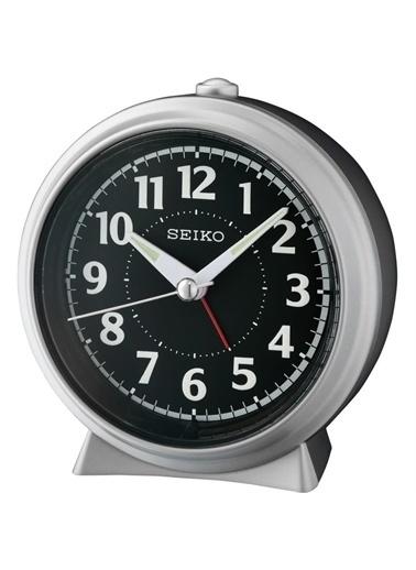 Seiko Seiko QHE160K Alarmlı Masa Saati Renkli